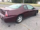 2004 Chevy Monte Carlo 1995.  clean title