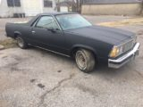 1981 GMC El Camino Project car    $1995
