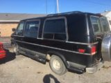 1995 GMC Converstion van with captains chairs 165,000 miles tow owner $1995