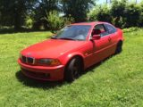 !!! SOLD !!! 2000 BMW COUPE Custom Wheels and custom leather interior $4500