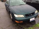 !!! SOLD !!! 1997 Acura CL 2.2   1650.  OBO