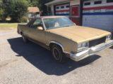 !!! SOLD !!! 1986 chevy El Camino $1695.  automatic 186,000 miles