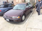 !!! SOLD !!! 90 honda accord ex ca car 183 000 2995. Police impound special clean title moon roof top
