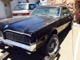 !!! SOLD !!! 68 mercury cougar 302 factory air ca car 4995
