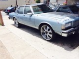 !!! SOLD !!! 87 Chev caprice V8 4 dr ca car 22