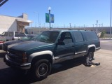 !!! SOLD !!! 1994 Chevy suburban 4x4 152,000 ca title $3995. 7.4 engine