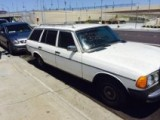 !!! SOLD !!! 1981 Mercedes Benz T-300 Station Wagon Turbo Diesel runs great 2995.