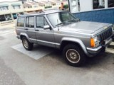 !!! SOLD !!!  1991 #Jeep Cherokee 4x4 6 cylinder Ca. Car 2995.  129,000 miles