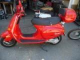 !!! SOLD !!! 50cc Vespa