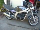 !!! SOLD !!! 1991 500  cc GS Suzuki
